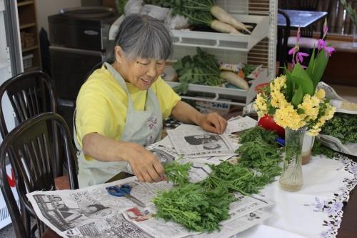 Une famille japonaise expérimente l'alimentation bio, le résultat est incroyable!